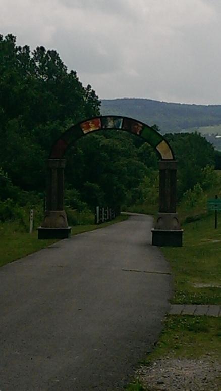 Connellsville Arch