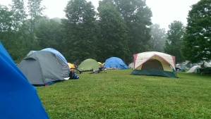 Confluence Dam Campground