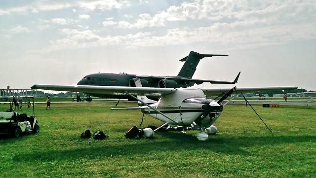 Cessna and C17