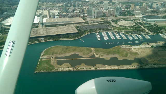 The Former Meigs Field