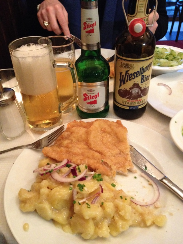 Wiener Schnitzel -- Berlin