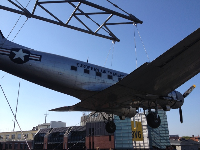 Berlin Airlift Plane