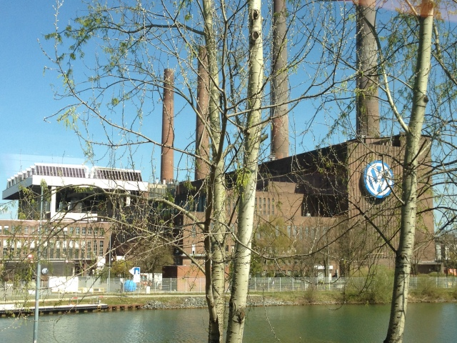VW Plant