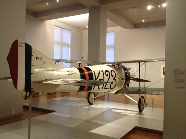 Airplane Rijks Museum