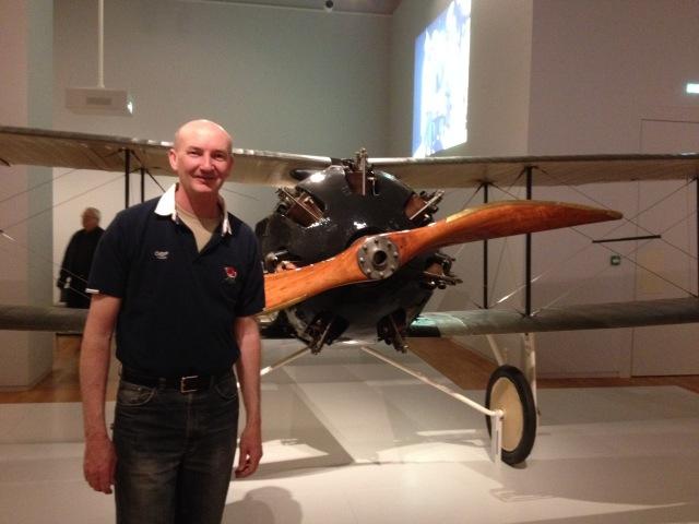 Rijks Museum Bantam Airplane