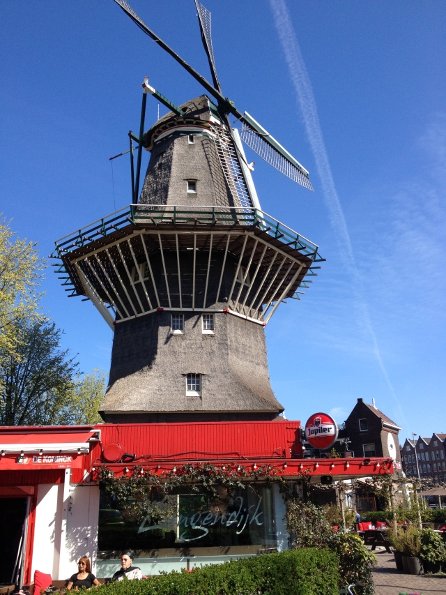 Windmill Brewery, Amsterdam