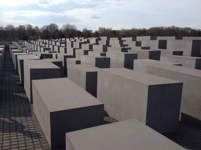 Murdered Jews Memorial - Berlin